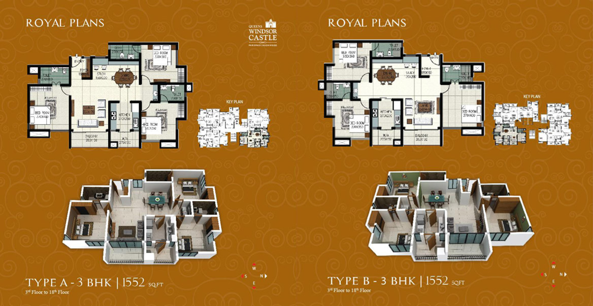 Windsor Castle Luxury Apartments For Sale In Calicut Download Brochure Of Flats For Sale
